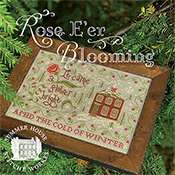Summer House Stitche Workes - Rose E'er Blooming THUMBNAIL
