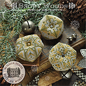 Summer House Stitche Workes - Snowy Woods THUMBNAIL