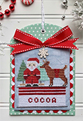 Luminous Fiber Arts - Christmas in the Kitchen - Cocoa THUMBNAIL