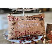 Mani Di Donna - Tis the Season Pillow THUMBNAIL
