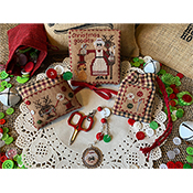 Mani Di Donna - Mrs. Claus Goodies Sewing Set THUMBNAIL
