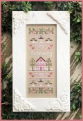 Country Cottage Needleworks - Sampler of the Month - February THUMBNAIL