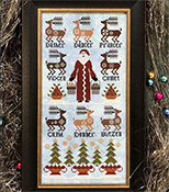 Kathy Barrick - Eight Tiny Reindeer THUMBNAIL