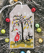 Kathy Barrick - First Snow THUMBNAIL