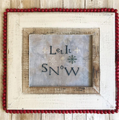 Lucy Beam Love In Stitches - Let It Snow THUMBNAIL