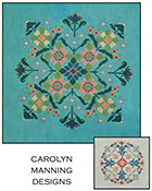 Carolyn Manning Designs - The Bouquet Collection - Harper #9 THUMBNAIL