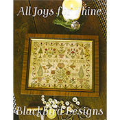 Blackbird Designs - All Joys for Thine THUMBNAIL