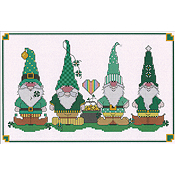 Carolyn Manning Designs - The Lucky Gnomes THUMBNAIL