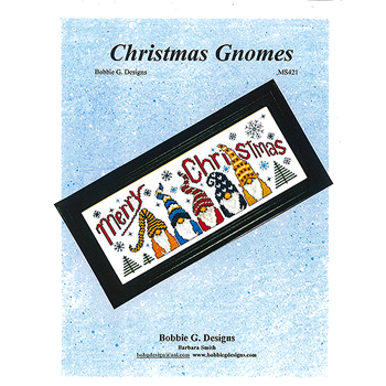 Bobbie G Designs - Christmas Gnomes MAIN