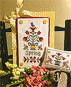 Scissor Tail Designs - Spring Topiary THUMBNAIL