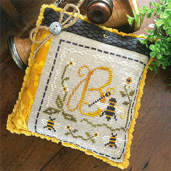 Little House Needleworks - The Stitching Bee MAIN