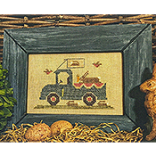 Homespun Elegance - Country Spirits Collection - Hippity Hoppity Truck THUMBNAIL