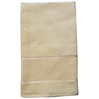 Elegance Hand Towel - Yellow THUMBNAIL