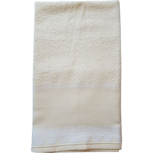 Veneza Hand Towels - Cream THUMBNAIL