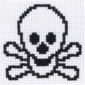 Anchor 1st Cross Stitch Kit - Jack MAIN