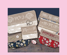 Pretty Floral Clutches