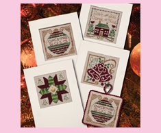 Christmas Needlework Cards