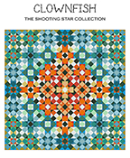 Carolyn Manning Designs - The Shooting Star Collection - Clownfish THUMBNAIL