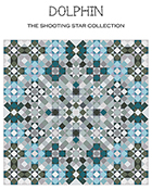 Carolyn Manning Designs - The Shooting Star Collection - Dolphin THUMBNAIL