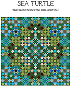 Carolyn Manning Designs - The Shooting Star Collection - Sea Turtle THUMBNAIL