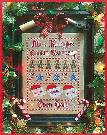 Pickle Barrel Designs - Mrs. Kringle's Cookie Company MAIN