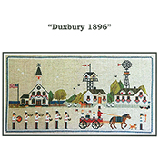 Twin Peak Primitives - Duxbury 1896 THUMBNAIL