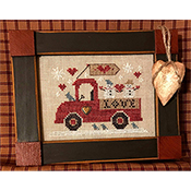 Homespun Elegance - Country Spirits Collection - Love Truck THUMBNAIL