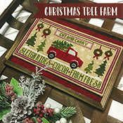 Primrose Cottage Stitches - Christmas Tree Farm THUMBNAIL
