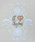 MarNic Designs - I Love...Spring THUMBNAIL