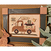 Homespun Elegance - Country Spirits Collection - Luck Truck THUMBNAIL