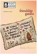 Heart In Hand Needleart - Friendship Garden THUMBNAIL