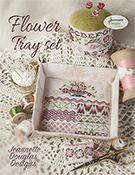 Jeannette Douglas Designs - Flower Tray Set THUMBNAIL