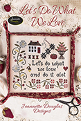 Jeannette Douglas Designs - Let's Do What We Love THUMBNAIL