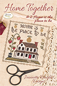 Jeannette Douglas Designs - Home Together - #2 Home Is The Place To Be THUMBNAIL