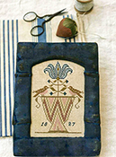 Stacy Nash Primitives - Spotted Finch Sampler THUMBNAIL