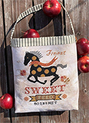 Carriage House Samplings - Horse Feed Sack THUMBNAIL