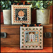Little House Needleworks - Fall Is In The Air Part Two THUMBNAIL