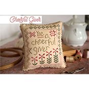 October House Fiber Arts - Cheerful Giver THUMBNAIL