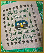 Pickle Barrel Designs - Crowded Camper THUMBNAIL
