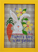 Val's Stuff - There's A Hare In My Garden THUMBNAIL