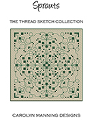 Carolyn Manning Designs - The Thread Sketch Collection - Sprouts THUMBNAIL