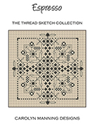 Carolyn Manning Designs - The Thread Sketch Collection - Espresso THUMBNAIL