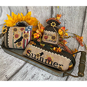 Mani Di Donna - Summer Sunshine Pillows Set THUMBNAIL