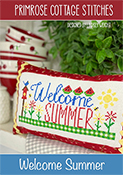 Primrose Cottage Stitches - Welcome Summer THUMBNAIL