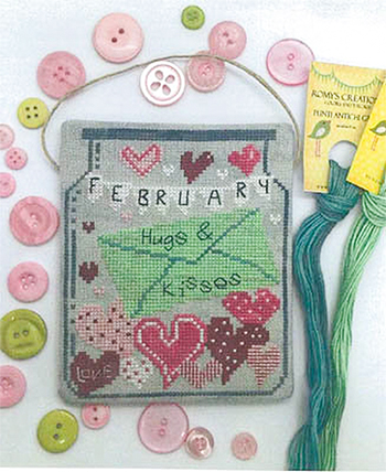 Romy's Creations - February In A Jar MAIN