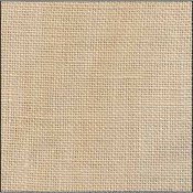 R & R Reproductions 36ct Linen - 2245 Old Mill Java