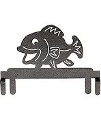 "Table Stand Header 6"" Fun Fish"