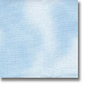 swatch of 28ct clear sky Stoney Creek dyed fabric THUMBNAIL