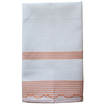 Madagascar Kitchen Towel - Orange THUMBNAIL