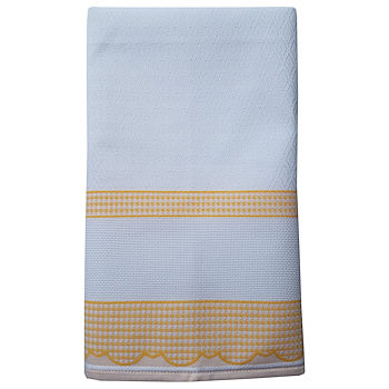 Madagascar Kitchen Towel - Yellow THUMBNAIL